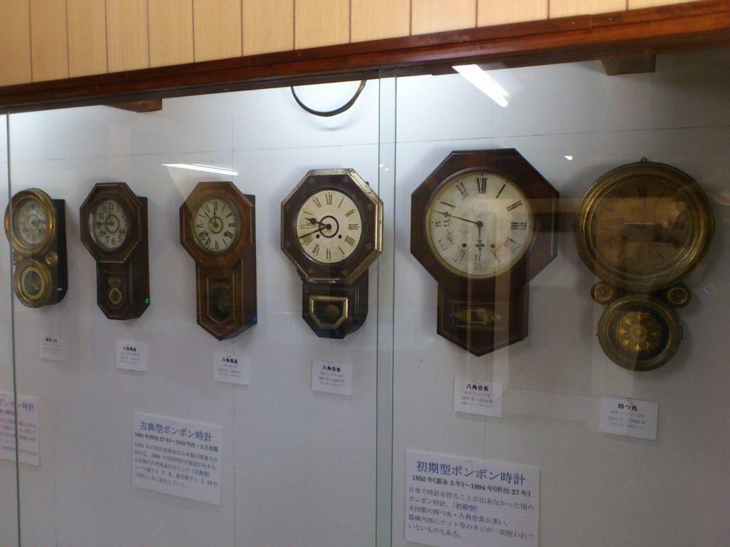 大正時計店の振り子時計
