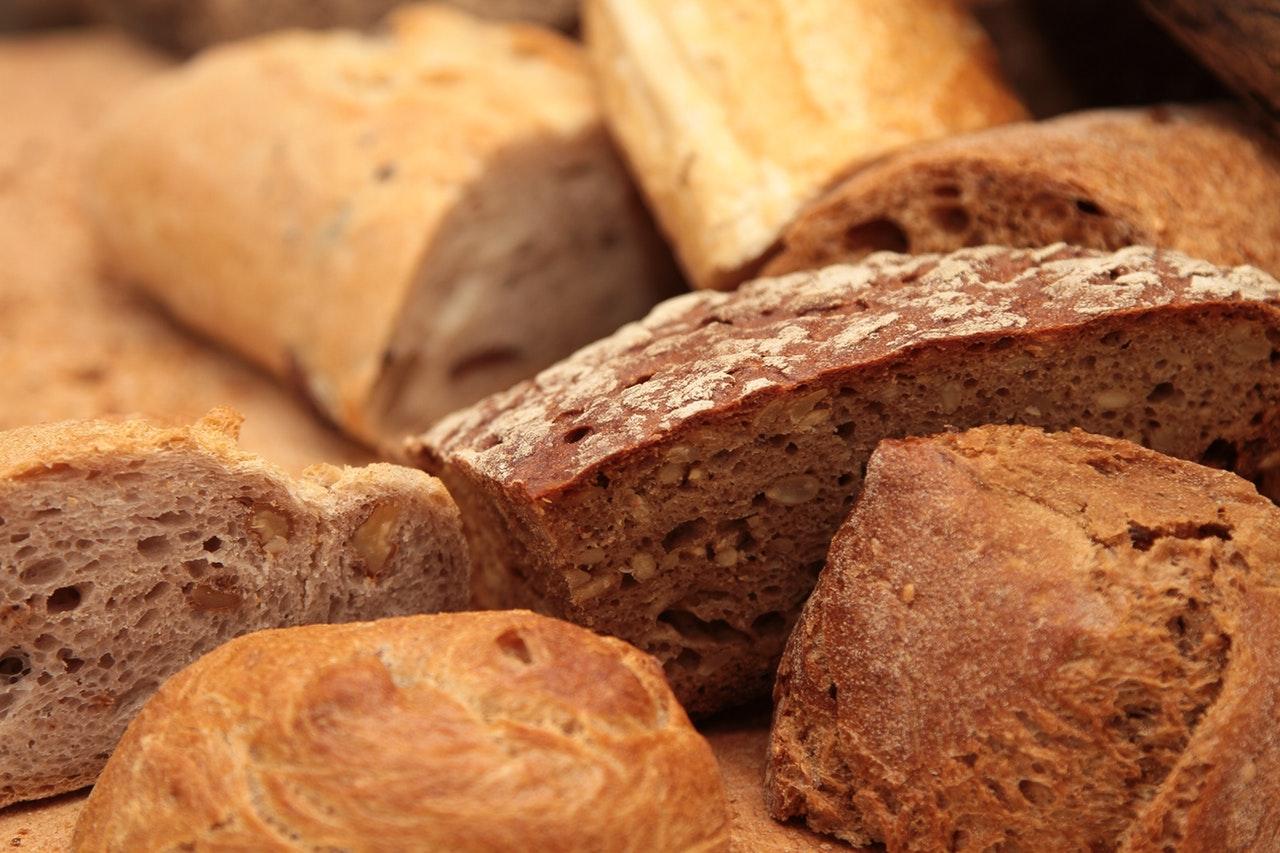 いろんなパン