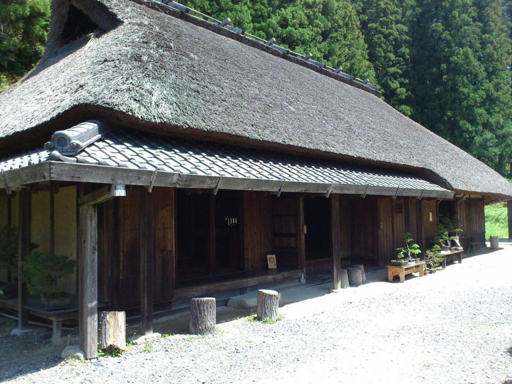 旧三宅家の邸宅