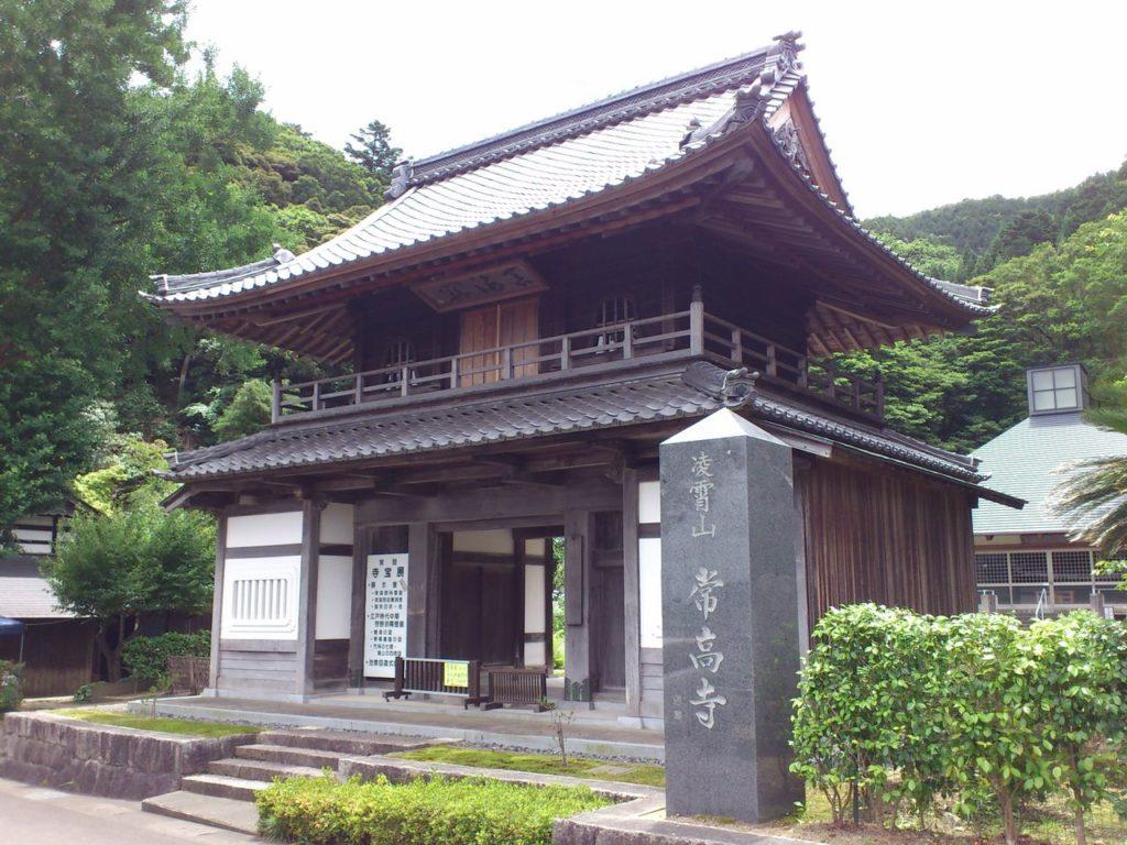 常高寺の楼門