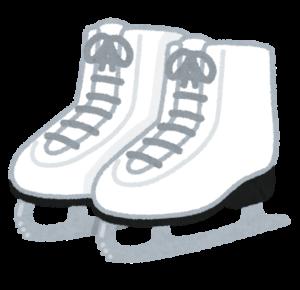 アイススケート靴