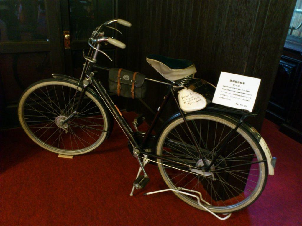 英国製自転車