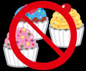 カップケーキを除く