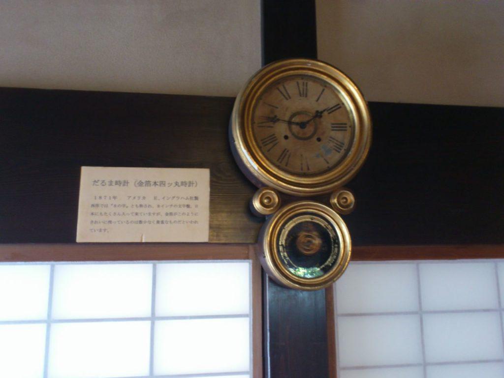 だるま時計