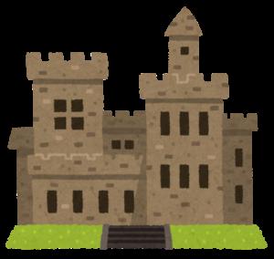 ヨーロッパの古城