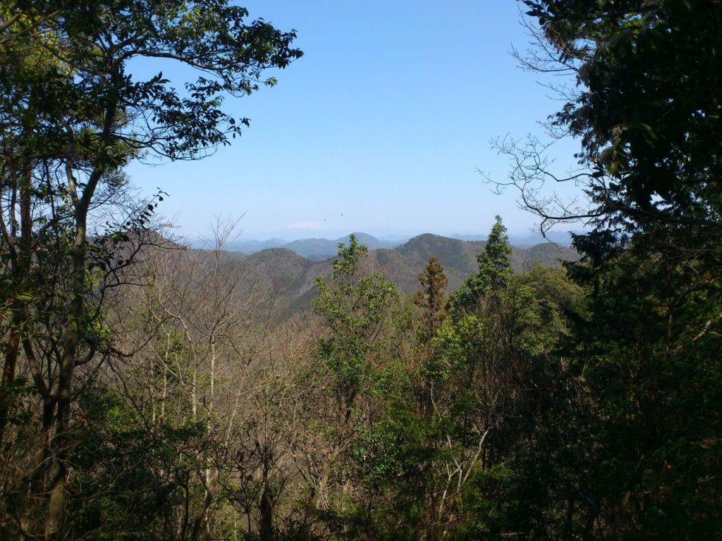 眺望地点からの景色