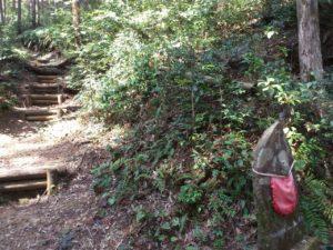 高澤観音に一番近い、高澤古道のお地蔵さん