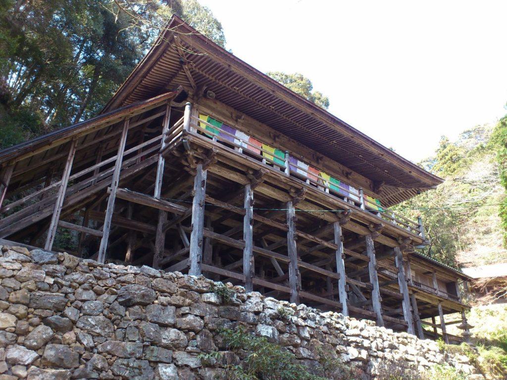 高澤観音の本堂