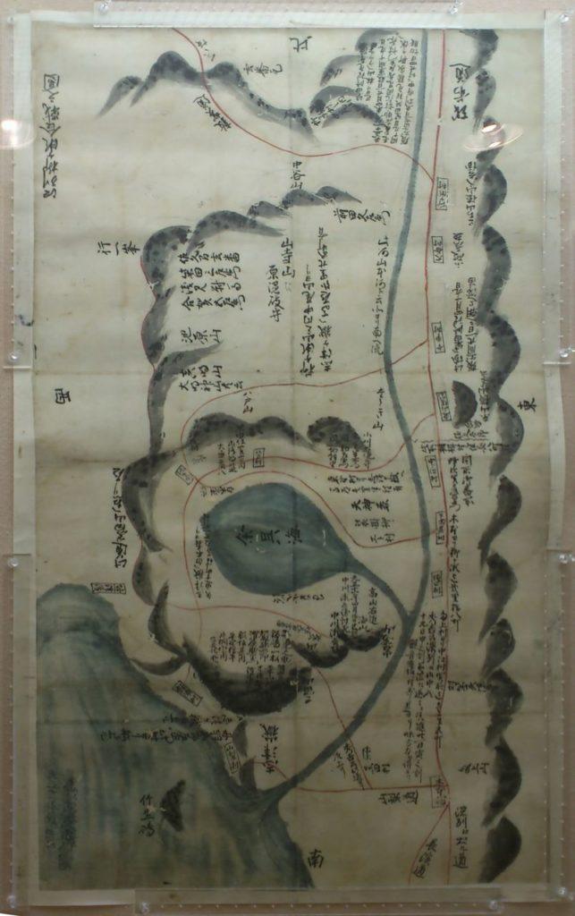 江州柳ヶ瀬合戦の図(賤ヶ岳の戦い)