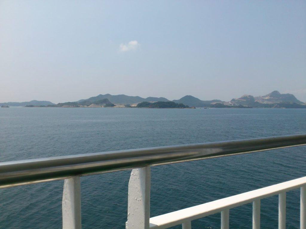 家島諸島の西島