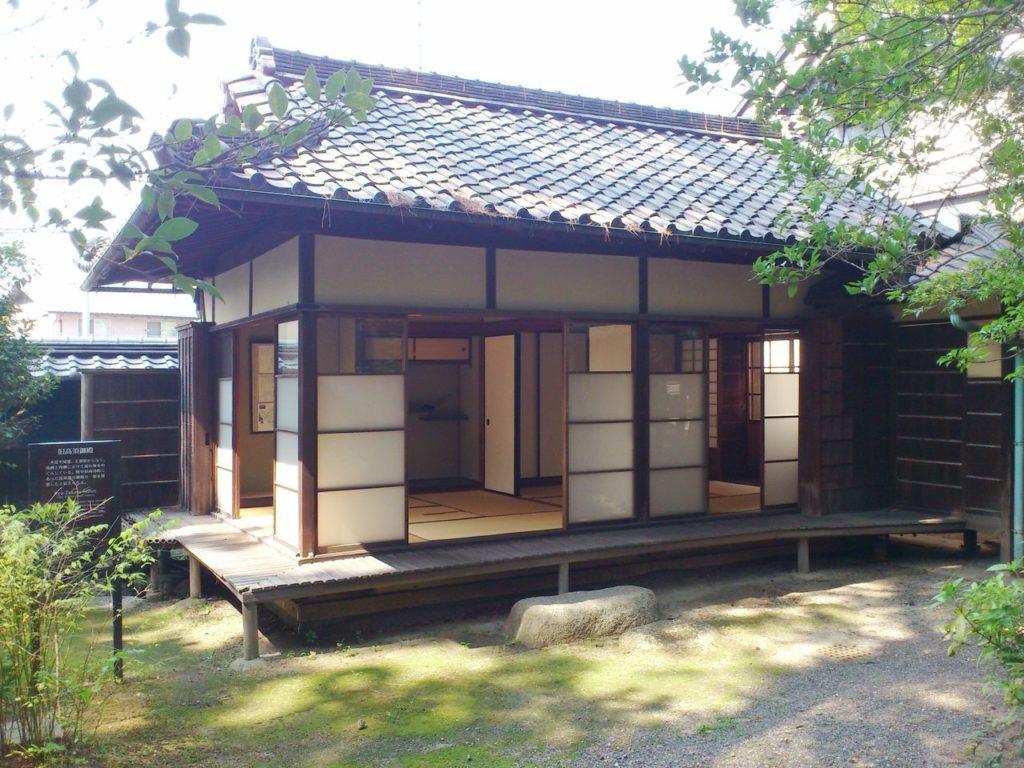 旧高須御殿の外観