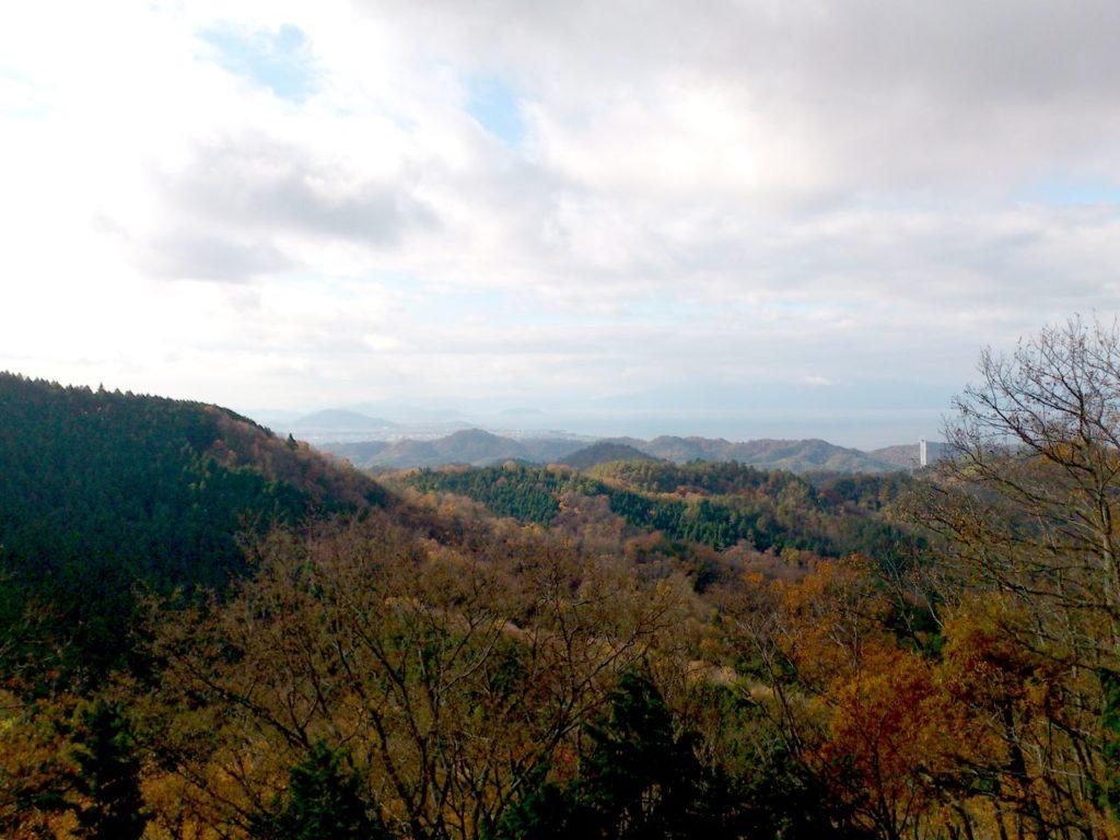 物見櫓からの景色