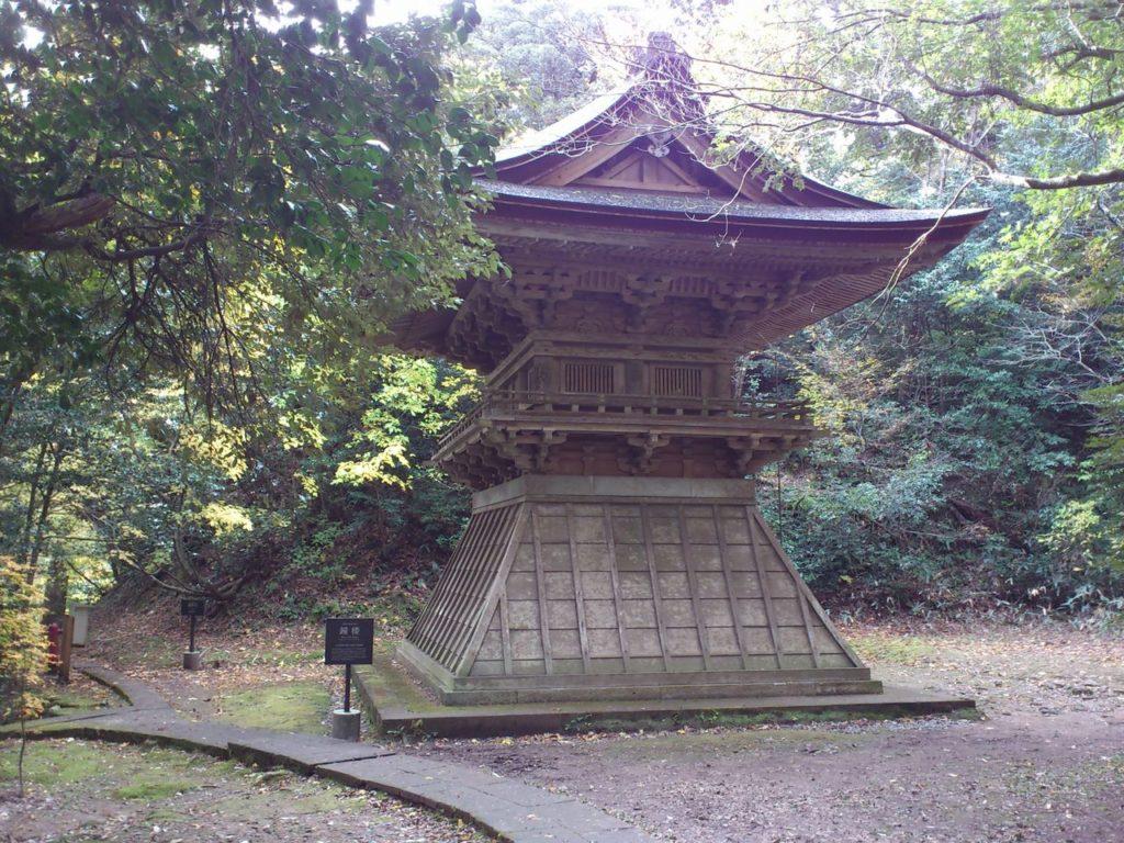 那谷寺の鐘楼