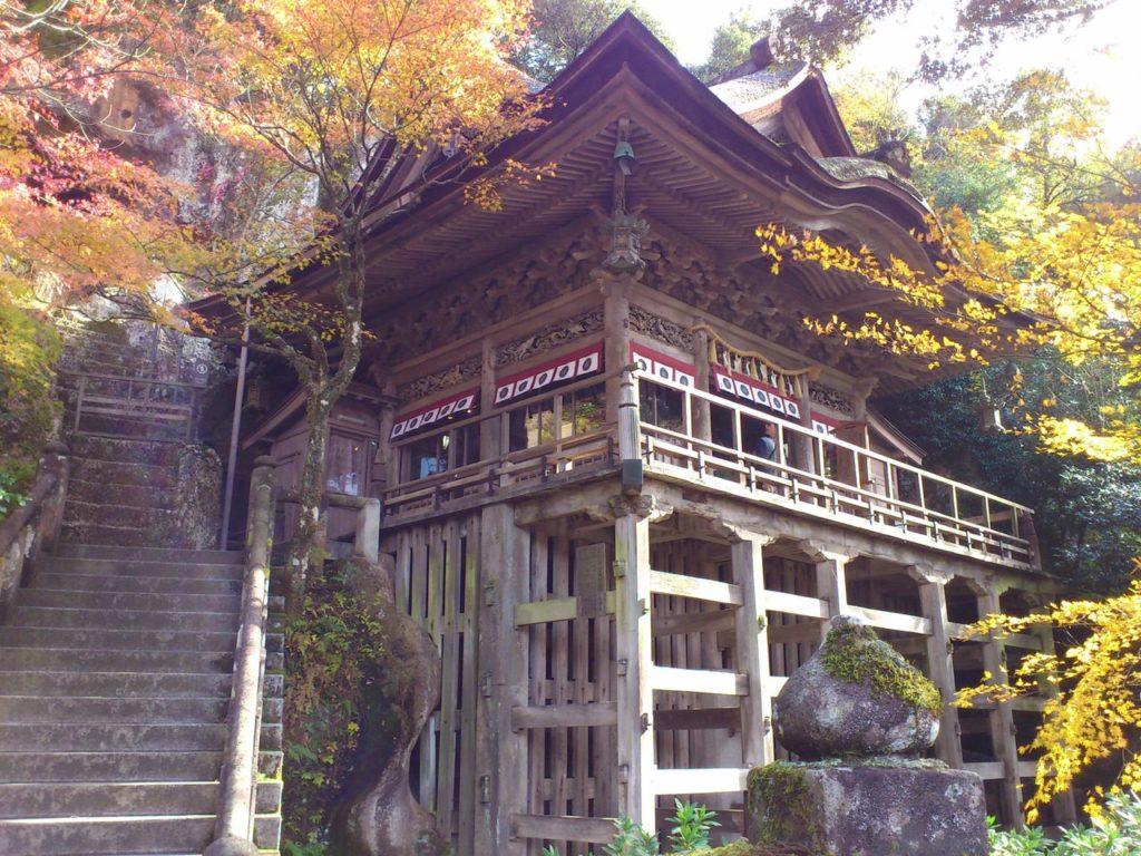 那谷寺の大悲閣(本殿)