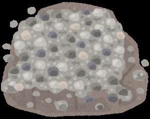 石灰質角れき岩