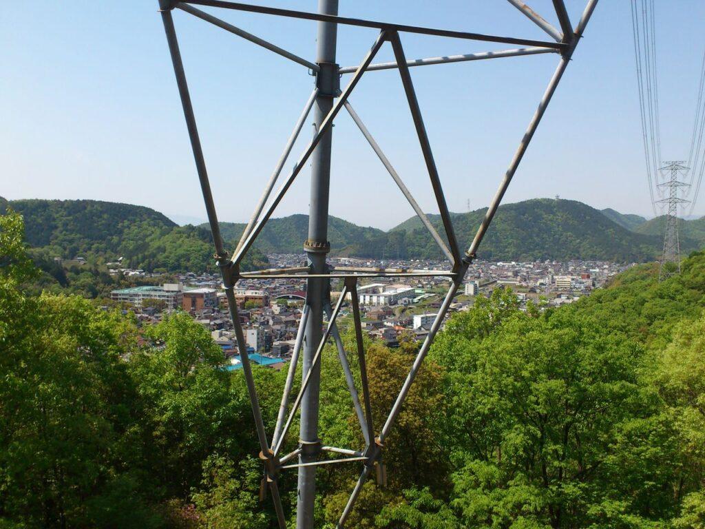 39鉄塔からの眺め