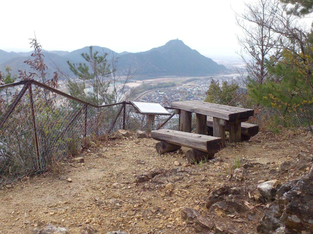 長良川展望台