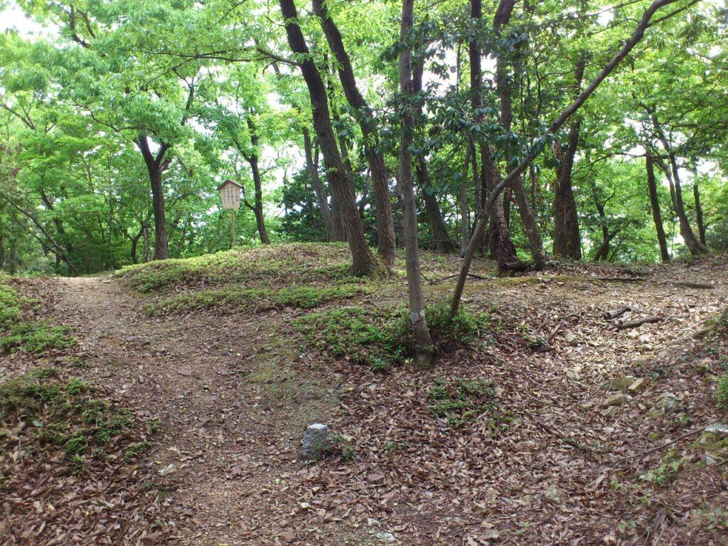 揖斐城北の丸跡